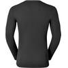 Odlo Men Shirt l/s crew neck WARM black